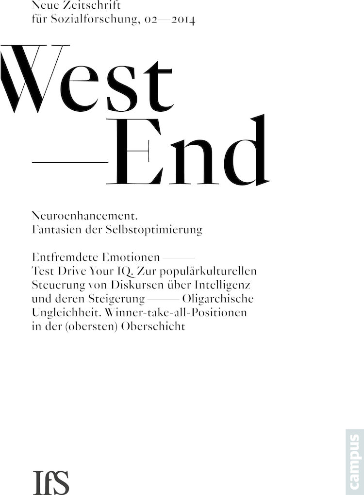 Westend cover 2 2014