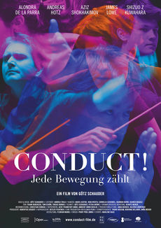 Conduct film poster hi res