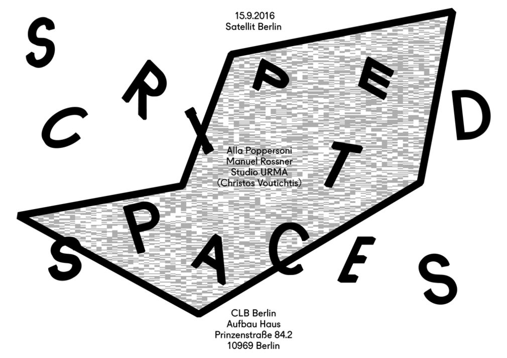Scripted spaces save the date for web