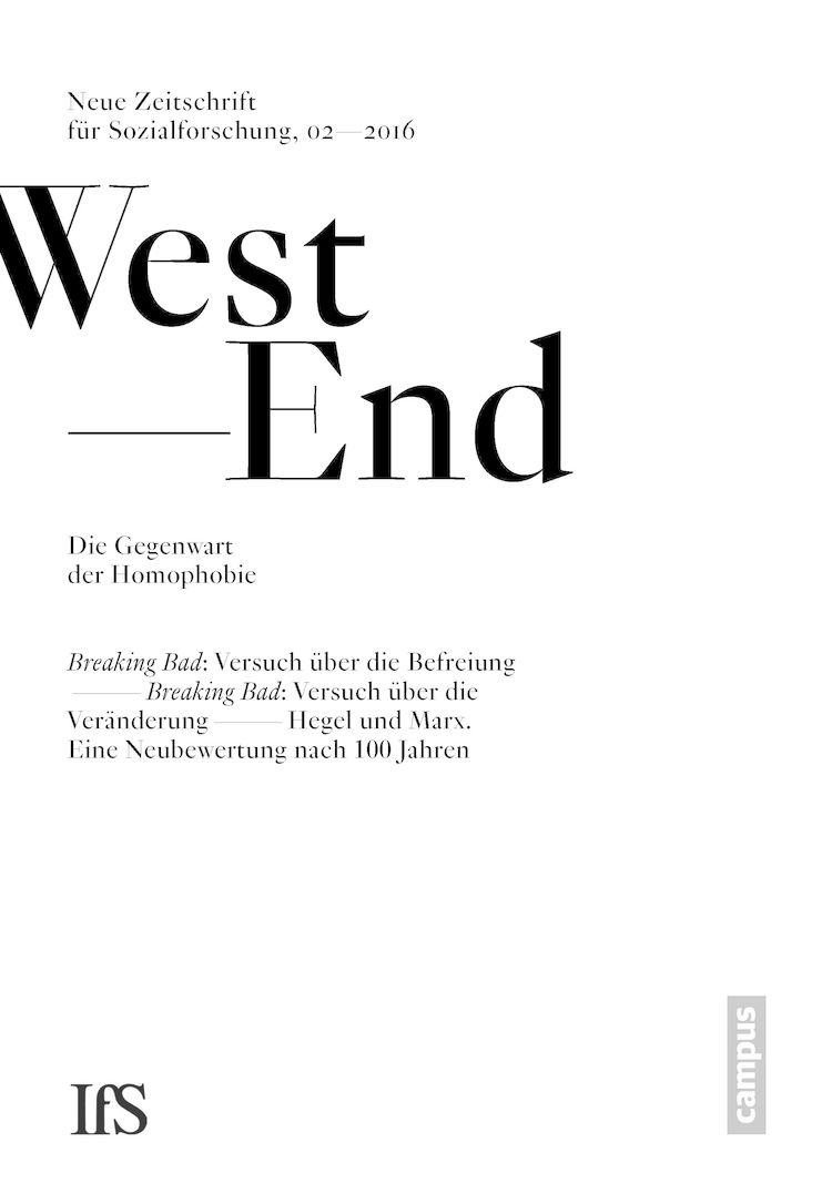 Westend cover 2 2016