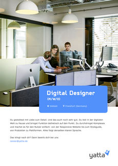 Digital designer m w d